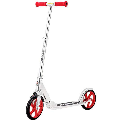 Razor A5 Lux Scooter - Red (Rip Drive)