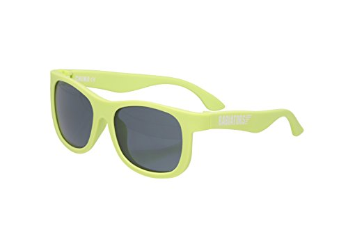 unisex baby original navigator sunglasses sublime lime