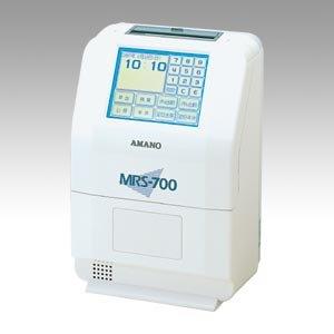 アマノ 時間集計タイムレコーダー MRS-700 MRS-700 B000N4RJFM