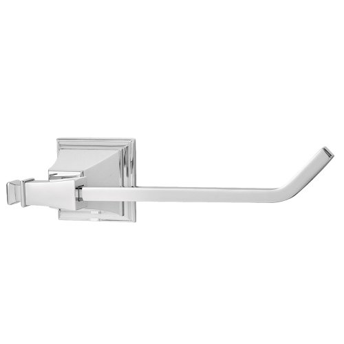 (Speakman SA-1305 Rainier Bathroom Square Toilet Paper Holder, Polished Chrome)