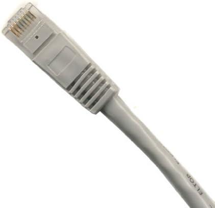RJ45//M RJ45//M Cat6 Ethernet Network Cable White 83.8M RiteAV 275FT