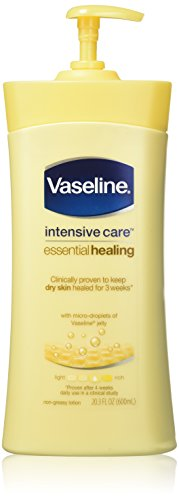 (Vaseline Intensive Care Essential Healing Lotion - 20.3)
