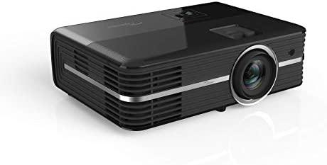 Optoma UHD370X - Proyector 4K Home Cinema Ultra HD, 3500 lúmenes, 500000:1 contraste, formato 16:9