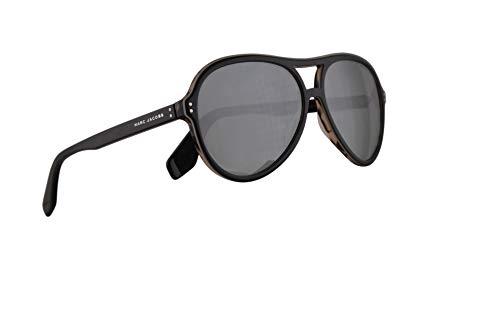 Marc Jacobs Marc 392/S Sunglasses Grey w/Silver Mirror Lens 59mm KB7T4 Marc 392S Marc392S Marc392/s ()