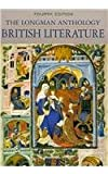 img - for Longman Anthology of British Literature, Volume 1A and 1B (4th Edition) book / textbook / text book