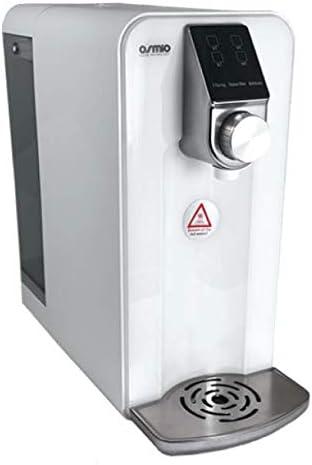 Sistema de filtro de agua de ósmosis inversa portátil ZIP: Amazon ...
