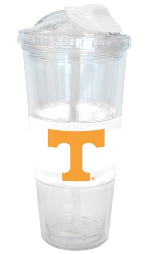 Boelter Brands Tennessee Volunteers No Spill Straw Tumbler -