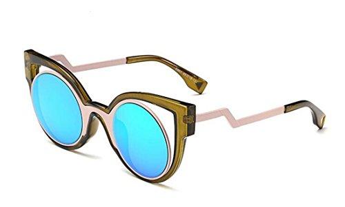GAMT Vintage Designer Cat Eye Sunglasses Lady Gradient Sun Glasses - Delivery Sunglasses Fast Prescription