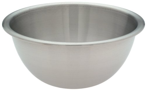 - Amco Stainless Steel Mixing Bowl, 2-Quart