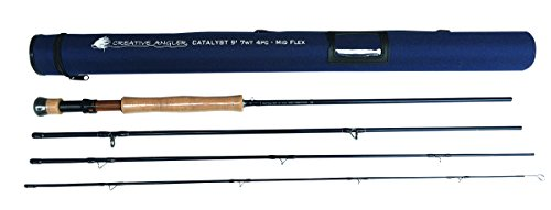 Creative Angler Catalyst Fly Fishing Fly Rods. Multiple Sizes (9ft, 7wt) ()