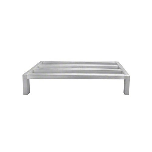 Update International  DNRK-2048 Aluminum. Dunnage Rack 20in x 48in
