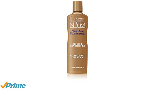Nisim Oil Free Conditioner (For Normal to Oily Hair) 240ml: Amazon.es: Belleza