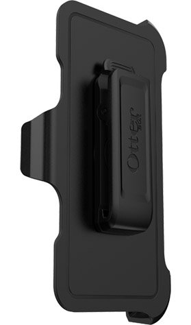 OtterBox DEFENDER SERIES REPLACEMENT Holster Only for iPhone X - Black
