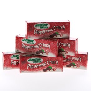 Christmas Candy Holiday Junior Mints 10oz bag