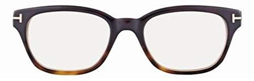 Tom Ford FT 5207 083 Brown Eyeglasses FT5207 - 49mm
