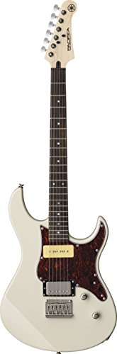 Yamaha Amps Vintage (Yamaha Pacifica PAC311H VW Solid-Body Electric Guitar, Vintage White)