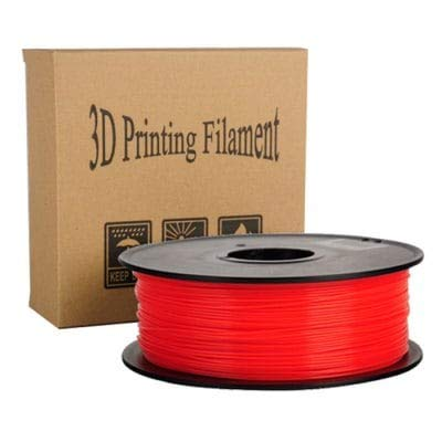 RanDal Diy 340M 1.75Mm Pla Filamento De Impresión 3D - Rojo ...