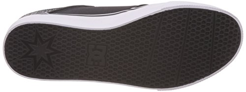 DC Shoes Mikey Taylor Vulc TX SE - Zapatillas para hombre Negro (Black / Grey / White)