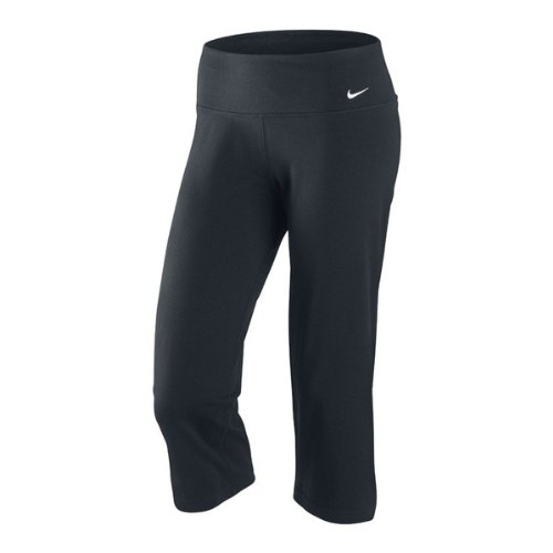 NIKE REGULAR DRI-FIT COTTON CAPRI (WOMENS) - XS