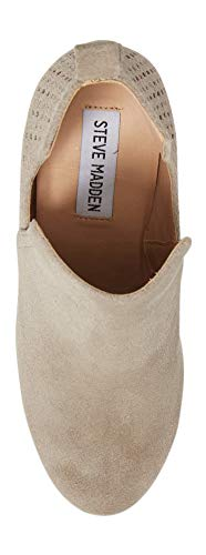 0 Steve Women's Casual Nomad 7 Suede Taupe Madden Us Bootie S8wqHSr