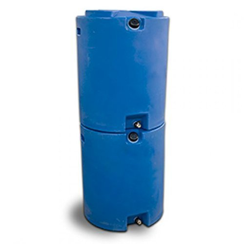 Smart Tank 50 Gallon Stackable Water Storage Tank - BPA Free - Made in the USA by Smart Tanks