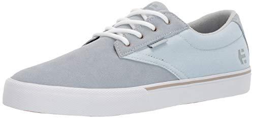 Etnies Men's Jameson Vulc Skate Shoe, Blue/White/Blue, 10 Medium US