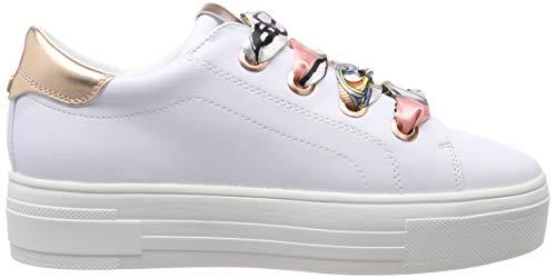 rose Sneaker Mehrfarbig Tom Tailor white 6996103 00177 Donna qnUH4C