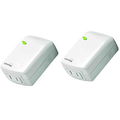 Leviton Decora Smart Wi-Fi Plug-in Dimmer (2 Pack)