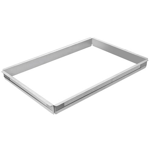 Focus Foodservice FSPA1624 Full Sheet Pan Extender, Aluminum, 26