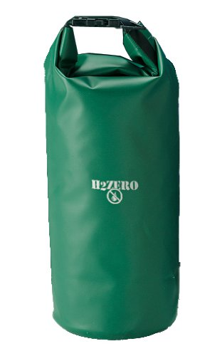 (Built U.S.A. Seattle Sports H2Zero Omni Dry Stuff Sack Bag, Medium, Green)