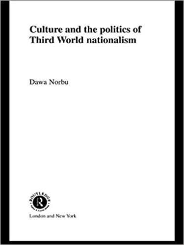 Téléchargement de livres électroniques GoogleCulture and the Politics of Third World Nationalism en français PDF FB2 0415080037 by Dawa Norbu