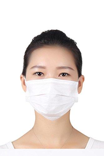 50 Pcs Face Disposable Germ Dust Buy Zwzcyz Earloop Masks