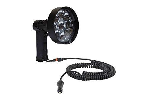 Larson Electronics HL-85-LED-27W-CPR-16CP.CC 27W LED Spotlight-Pistol Grip-1600 Foot Beam-2000 Lumens (Larson Electronics Llc)
