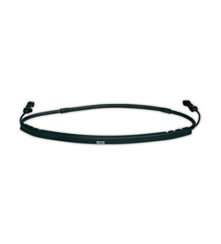 MSA 449895 Goggle Retainer for MSA Protective Headwear, Black, Standard by MSA