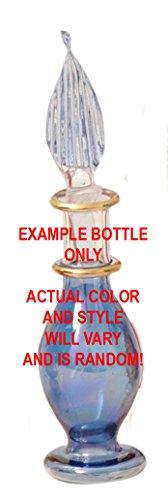 Small Egyptian Bottle and Sample Vial of WOMENS 4X Pheromone Oil