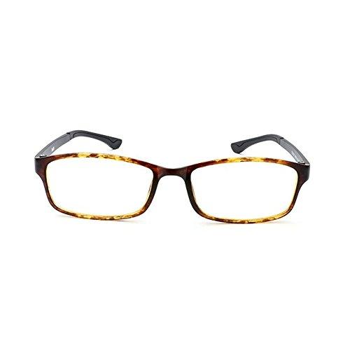 dfa93a5a19 Envio gratis Forepin Unisex Monturas de gafas Rectangulares para Mujeres y  Hombre reg; Gafas de