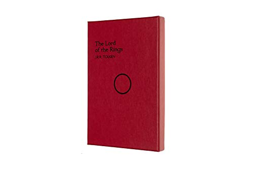 Moleskine Limited Edition Notebook Lord Of The Rings Collector's Edition, Large, Ruled, Hard Cover (5 x 8.25)