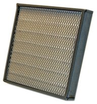 WIX Filters - 42593 Heavy Duty Cabin Air Panel, Pack of 1