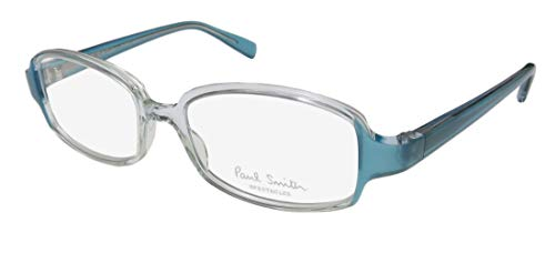Paul Smith 421 For Ladies/Women Designer Full-Rim Shape Colorful Modern Made In Japan Eyeglasses/Eyeglass Frame (49-16-135, ()