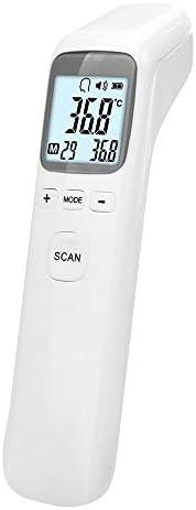 LIGHTOP Fieberthermometer Medizinischer Infrarot Digital Thermometer Stirnthermometer Ohrthermometer für Baby Kinder und Erwachsene