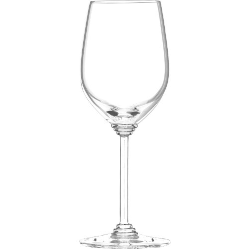 Riedel Wine Series Crystal Viognier/Chardonnay Wine Glass, Set of 6