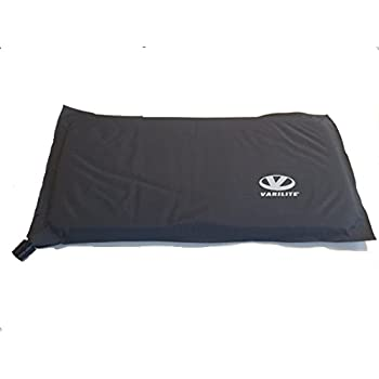 Amazon Com Adjustable Varilite Pillow Backrest Charcoal