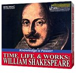 Software : Time, Life & Works: William Shakespeare (Jewel Case)