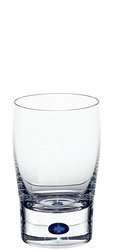 Intermezzo Blue Tumbler (Orrefors Intermezzo Blue Small Tumbler/Juice Glass,)