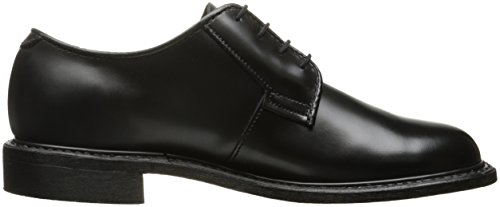 Bates Womens Navy Premier Oxford Uniform Dress Shoe Black BMQCNCN