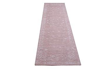 Vintage teppich luca rose läufer cm amazon küche