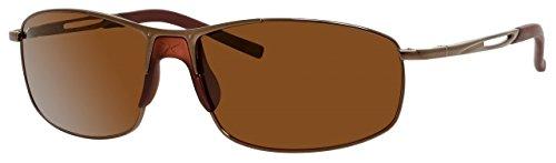Carrera Janis  06Zmrb  Shiny Bronze W  Brown Polarized Lens 60Mm