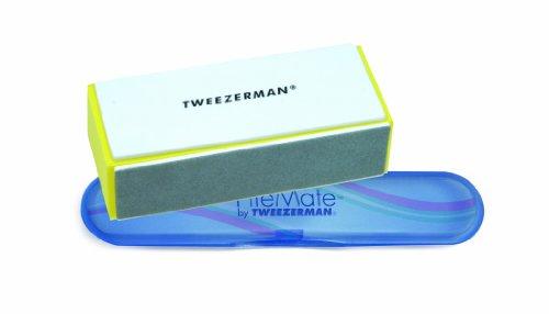 Tweezerman File, Buff and Shine