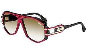 Cazal 163 Sunglasses Color 200SG Red/black