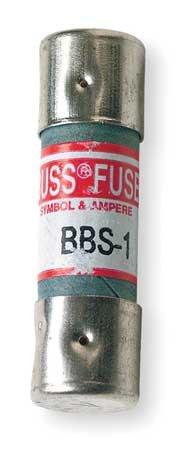 Bussmann BBS-1 Fluke-871207/1A Fuse 1 Amp (Pack of 5)